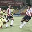 Ningún jugador pudo vulnerar el cerrojo de James Aguirre y Sebastián Viera