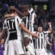 Passe de cinq pour la Juventus