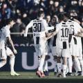 Cristiano Ronaldo marca após sair do banco e evita derrota da Juventus para Atalanta