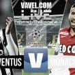 Resultado Juventus vs Mónaco en la Champions League 2015 (1-0)
