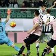 Partita Palermo-Juventus in diretta, LIVE Serie A 2016/2017 Autorete di Goldaniga! (0-1)