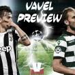 Champions League - Juve in cerca di risposte, contro lo Sporting bisogna vincere