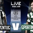 Juventus - Sporting in diretta, LIVE Champions League 2017/18 (20:45)