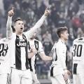 Com direito a gol de CR7, Juventus passa tranquila pelo Frosinone na abertura da rodada