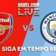 Jogo Arsenal x Manchester City AO VIVO online pela final da Copa da Liga Inglesa (0-0)