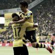 Borussia Dortmund 2-0 Eintracht Frankfurt: Two first half goals seals the victory for Dortmund