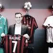 Kalinic é oficializado como reforço do Milan e espera mantém bom desempenho da Fiorentina