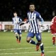 Hertha BSC 2-0 Mainz 05: Clinical performance cements Champions League spot to end 2015