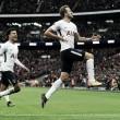 Kane faz dois, Tottenham goleia Liverpool em Wembley e encosta na vice-liderança