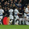 Kane heads to victory. (Photo: Getty Images/Richard Heathcote)