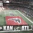 Atlanta Falcons vs Kansas City Chiefs: Playoff hopefuls clash at the Georgia Dome