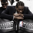 NBA - Tegola San Antonio Spurs: Kawhi Leonard fermo a tempo indeterminato