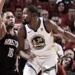 "NBA playoffs, Golden State ""minacciata"" dai Rockets"