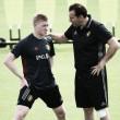 Wilmots praises Hazard's performance against Hungary