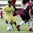 El Juvenil del Villarreal buscará la remontada en Suiza