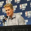 """NBA Playoffs - Golden State Warriors ancora al tappeto, Kerr: """"E' il momento più difficile da anni"""""""