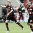 Leverkusen asciende posiciones y hunde a su rival