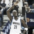 Kevin Garnett rescinde contrato com Timberwolves e anuncia aposentadoria do basquete