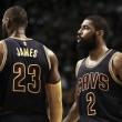"""NBA, Kyrie Irving sull'addio ai Cavs: """"Nulla di personale, LeBron"""""""
