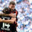 Schalke 2-2 Eintracht Frankfurt: Cards and goals galore in Gelsenkirchen