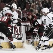 Los Angeles Kings defeat the Arizona Coyotes to extend winning streak