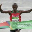 Rio 2016, maratona: trionfa Kipchoge, male gli italiani