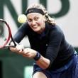"""Petra Kvitova: """"Conseguí reaccionar a tiempo y llevarme la victoria"""""""