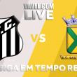 Jogo Santos x Santo André AO VIVO online pelo Campeonato Paulista 2018 (0-0)