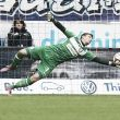 Klandt could still extend with Frankfurt