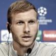 """Klavan: """"Si el manager dice que voy a jugar, lo haré lo mejor que pueda y lucharé por los tres puntos"""""""
