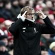 Klopp pede reação imediata após Liverpool sofrer primeira derrota em casa na liga