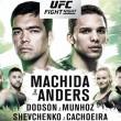 Resultado UFC Belém: Lyoto Machida vence Eryk Anders