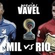 Millonarios - Rionegro Águilas: el futuro de Rubén Israel