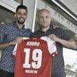 Mainz 05 anuncia atacante Kenan Kodro como segundo reforço para temporada
