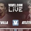 Resumen del Sevilla vs Atlético de Madrid en Copa del Rey 2018 (3-1)