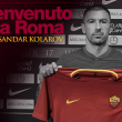 Kolarov, séptimo fichaje de la Roma