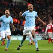 Arsenal 0-3 Manchester City: Gunners brushed aside by dominant City in Carabao Cup final
