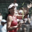 WTA Miami: Johanna Konta outclasses Pauline Parmentier to reach the fourth round
