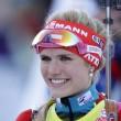 Biathlon - Oberhof: Koukalova si impone nella sprint, sesta Wierer