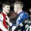 Michael Kramer sancionado: se pierde el resto de la Eredivisie