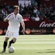 Sin Krohn-Dehli en Liga, no gana el Sevilla