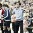"""Marcelino: """"Fuimos superiores y el resultado es justo"""""""