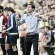 """Marcelino: """"Estoy satisfecho con el esfuerzo del equipo, pero de nada más"""""""