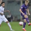 Bologna Vs Fiorentina in diretta, Live Serie A 2015/16 (1-1)