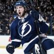 Kucherov ingresa en la élite de la NHL