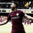 """Pep Guardiola: El """"Kun"""" Agüero marcará goles hasta el día de su muerte"""""""
