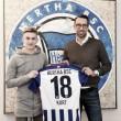 Sinan Kurt wechselt vom FC Bayern zu Hertha BSC