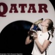 WTA Doha: Petra Kvitova's incredible run ends on a high note; defeats Garbiñe Muguruza