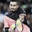 Kyrgios domina Rogerinho e estreia com vitória no Australian Open