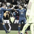 El Celta toma ventaja y enfría el Bernabéu